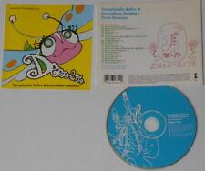 Deee-Lite  Sampladelic Relics & Dancefloor Oddities   U.S. promo cd