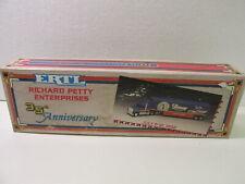 Ertl Richard Petty Enterprises 35th Anniversary Scale Diecast Transporter dc2815