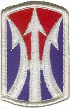 US ARMY 11TH INFANTRY BRIGADE PATCH - FULL COLOR