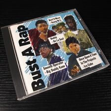 Bust A Rap 1990 USA CD Ice Cube, De La Soul, Low Profile, Young M.C. #AB04