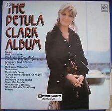PETULA CLARK - THE PETULA CLARK ALBUM - Pie PET 1