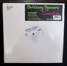 BRITNEY SPEARS - EVERYTIME REMIXES - RARE ORIGINAL 2004 UK 12'' SINGLE - 33rpm