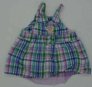 Original Baby Bib Dress From Oshkosh Size 6M 62 68