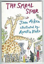 The Spiral Stair Joan Aiken & Quentin Blake Barn Owl 2000 Paperback G+Condition