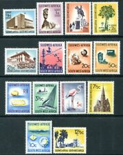SOUTH WEST AFRICA-1961-63 Set to 1r  Sg 171-185 MOUNTED MINT V25997