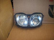 Yamaha fzr 600 4jh foxeye headlight / headlamp unit assemble barn find
