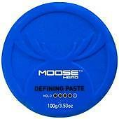 Moosehead Hair Defining Paste, Moulds, shapes, defines, flexibility & low shine