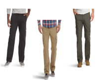 Wrangler Men's Jeans Rip-Stop, Cargo, Relaxed Fit, Loose Fit Sizes and Colors