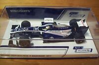 1/43 WILLIAMS 2011 COSWORTH  FW33 PASTOR MALDONADO