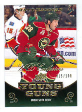 10-11 Upper Deck Matt Kassian Young Guns Exclusives Rookie Card RC #470 015/100