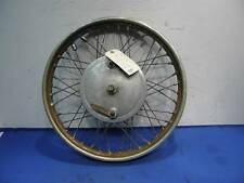 BSA Pre Unit A7, A10, B33, Gold Star, Front Wheel,  D487