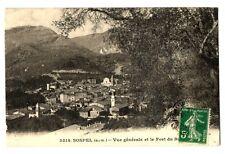 CPA 06 Alpes-Maritimes Sospel Vue générale