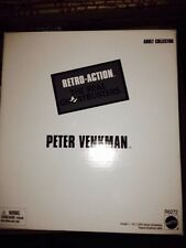 2010 SDCC Real Ghostbusters Retro-Action Peter Venkman 8-inch Mattel Exclusive