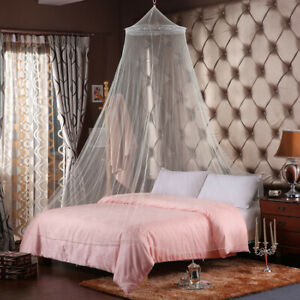 Netting Bedding Drape Cover Children Princess Mosquito Net Bed Canopy Lace Dome