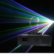 2000mW 2W RGB ILDA DMX DJ Dance Party Show Light Scanner Stage Laser Lighting