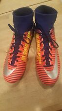 New Nike Mercurial Victory 6 Vi Df Fg soccer cleats - 903609-409 - Men's Size 9