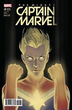 Mighty Captain Marvel #0 Marvel Comic 2016 Phil Noto Variant Cover Carol Danvers