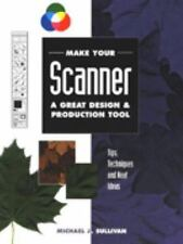 Make Your Scanner a Great Design and Production Tool by Michael Sullivan (1995,