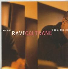 RAVI COLTRANE  CD  FROM THE ROUND BOX