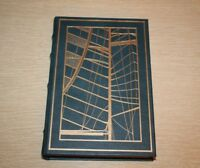 Outerbridge Reach. Robert Stone. Signed 1st Edition. Franklin Library. Leather