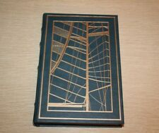 New listing Outerbridge Reach. Robert Stone. Signed 1st Edition. Franklin Library. Leather