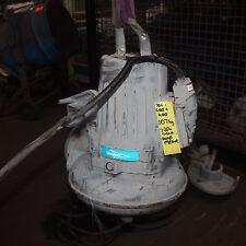Flygt 3~ 5.1kw 6.8hp Submersible Portable Solids Handling Pump 3102 181 5215