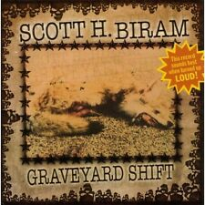 Scott H. Biram - Graveyard Shift [New CD]