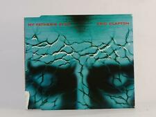 ERIC CLAPTON MY FATHER'S EYES (I43) 3 Track CD Single Picture Sleeve WARNER