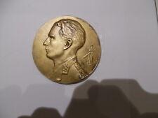 belle medaille jeton belge leopold 3 + boite d'origine