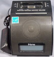 iHome iP11 iPod iPhone Player w/ Full Function Alarm Clock and Charger