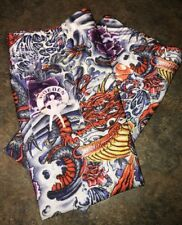 Moeben Arm Sleeves Badwater Race Size Large Tattoo Dragon Rose UV Protection