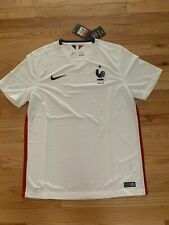 France nike home soccer jersey - size L - new with tags