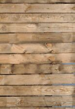 5x7ft Background Photo Backdrop Studio Props Show Vinyl Wood Board Light Brown