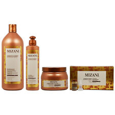 MIZANI Strength Fusion Shampoo & Leave-in & Recover Mask & Salvage shot w/ Nail