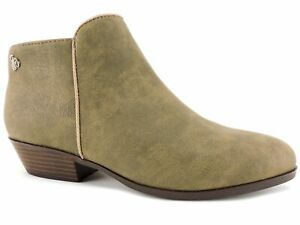 Sam Edelman Women's Petty Booties Taupe Size 4 M