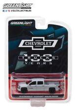 Pick-ups miniatures métalliques Chevrolet
