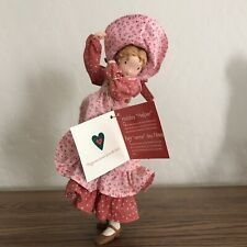 Holly Hobbie Holiday Helper Doll