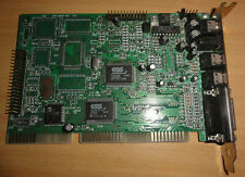 Mediawave MW-0203151 Version 1.2B ES1688F Isa Sound Karte Retro Classic