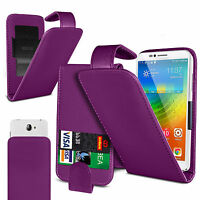 Adjustable PU Leather Flip Case Cover For Lenovo A820