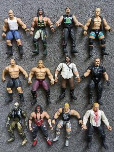 WWF Jakks Pacific BCA Wrestling Vintage Figure Bundle Gangrel DX Austin Foley