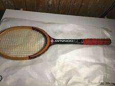 Donnay Bjorn Borg Allwood borg superlight racquet - rare