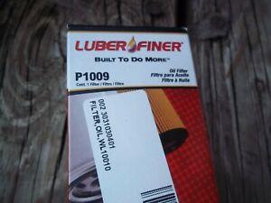Engine Oil Filter Luber-Finer P1009
