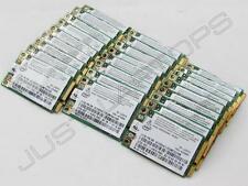 Trabajo Lote 28 X Intel Lenovo Pro/wireless Wm3945abg Mini Wi-fi Tarjeta Pci-e 42t0855