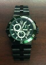Renato Stainless Steel Black Wilde-Beast Grand Diver (Limited Production 4/50)
