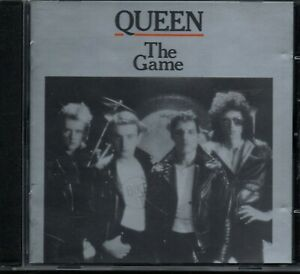 QUEEN - The Game - CD Album *Remastered* *Another One Bites The Dust*