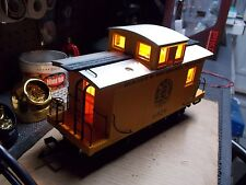 LED Bobber Caboose lighting 2x2x2 Your Choice of Colors Without Tail Lights
