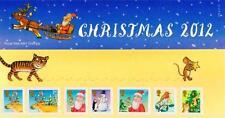 GB 2012 CHRISTMAS PRESENTATION PACK No 478 MINT STAMP SET SG 3415-21 #478