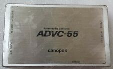 1pc used CONCENT ADVC55 digital video converter           #W3