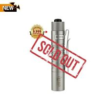 Olight i5T Eos Ti Titanium in stock and READY TO SHIP!