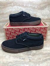 VANS Chima Estate Pro Size 7 Skateboarding Shoes (Denim) Black Gum Sole Sneakers
